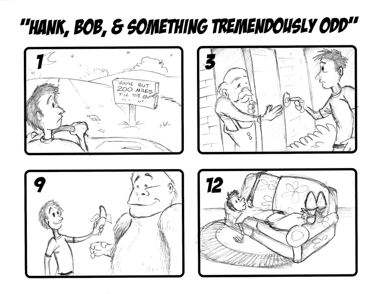 storyboard for short film pdf